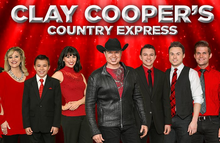 clay cooper country express 1