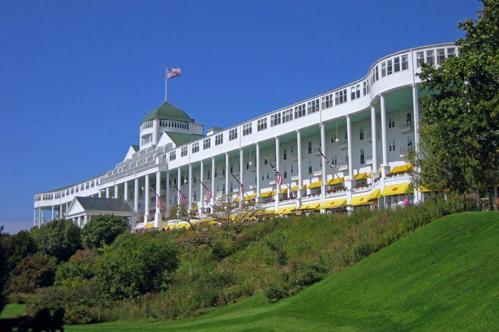 grans hotel