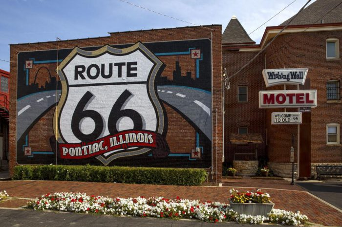 8 Days Tour Through US Route 66